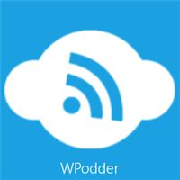 wpodder logo - [test] [WP8] Applications de podcast : Podcast2Go, BringCast, Pod.Ding et Wpodder