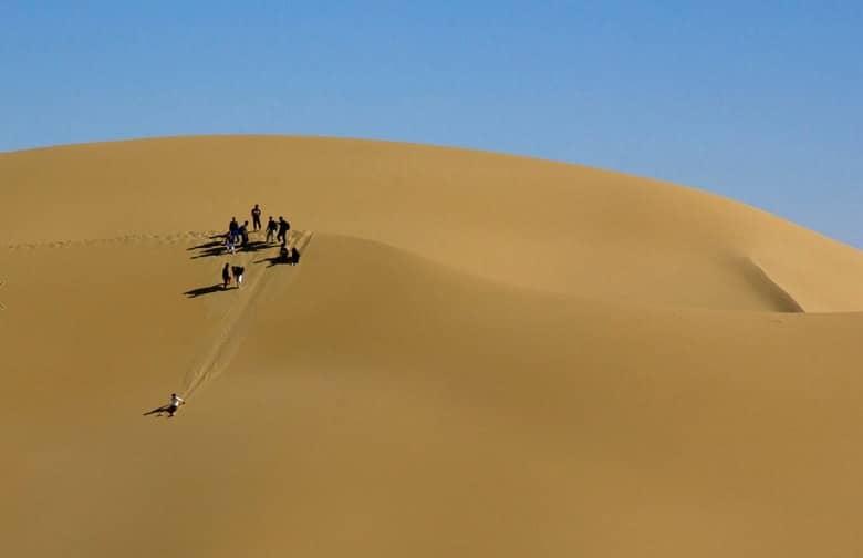 desert tour yazd iran