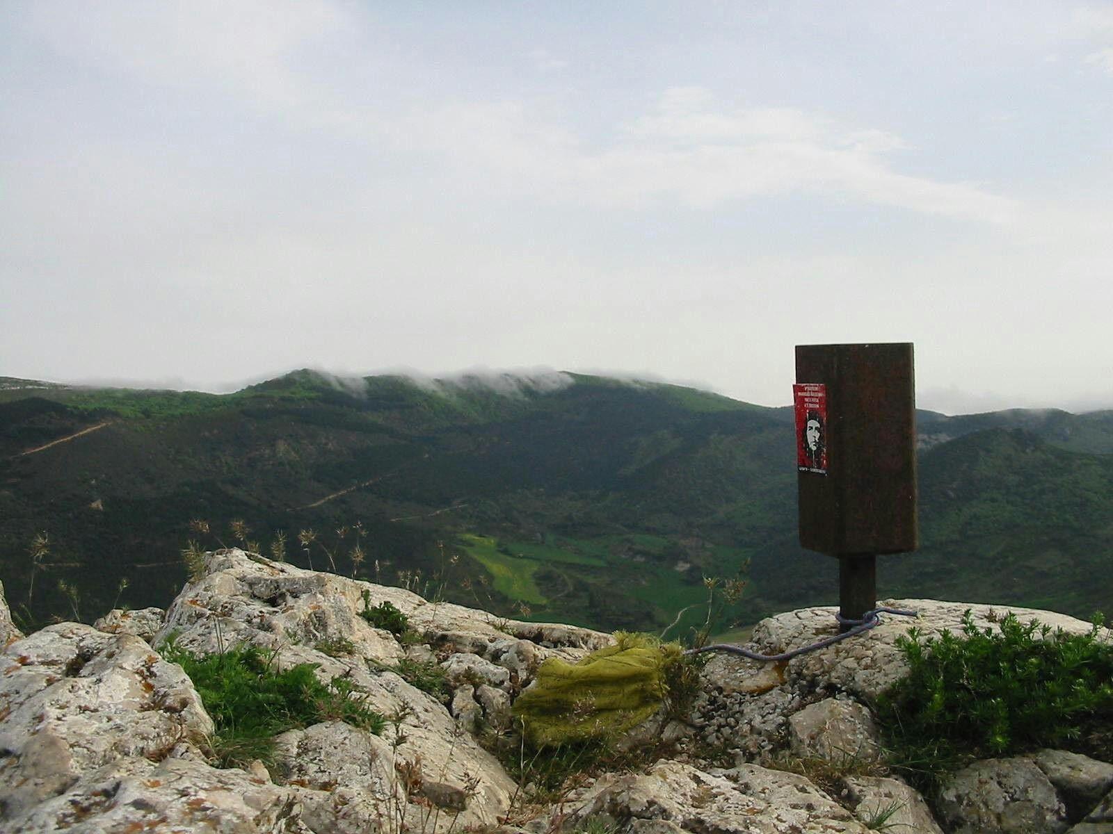 Bagadigorri (1.167m) (Alaitz). Mintzakide Mendi taldea