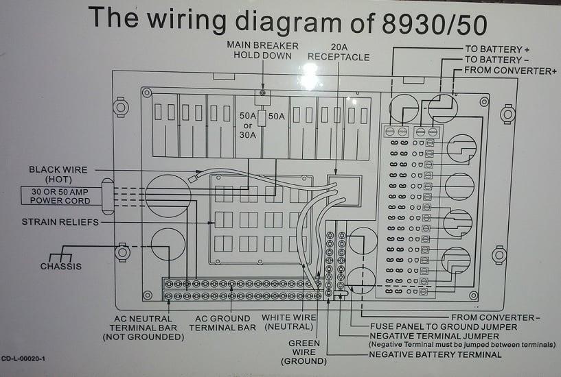 Inverter Transfer Switch Wiring Diagram