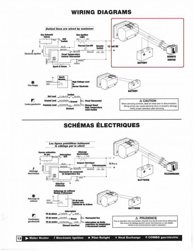 Atwood 6 Gallon Water Heater Wiring Diagram - Wiring Diagram