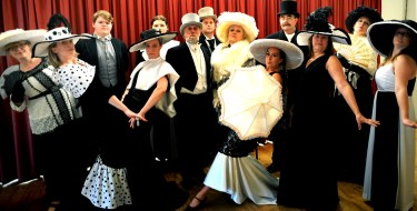 Irving Stage Company stage My Fair Lady at the Theatre Royal, Bury St Edmunds. PICTURE: Andy Abbott
