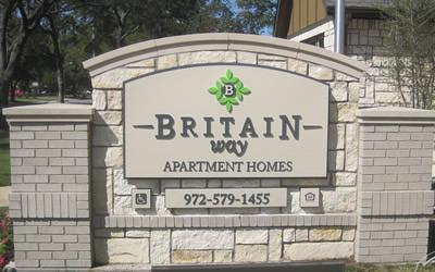 Britain Way Apartment Homes Renovated Seeking Leed
