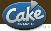 Cake financial logo