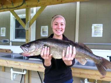 Alba Daughter in law with big walleye