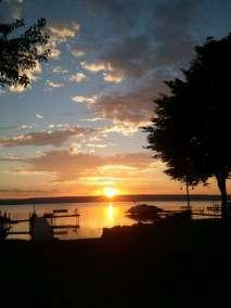 Irwin Bay Sunrise August 2013