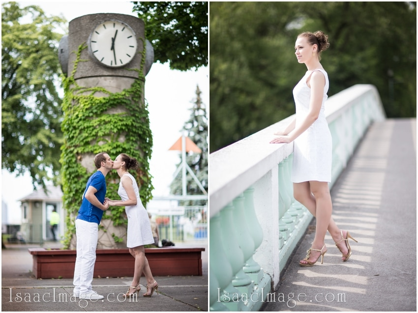 toronto islands engagement