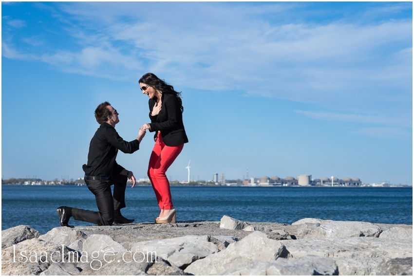 Port Union Engagement bride to be