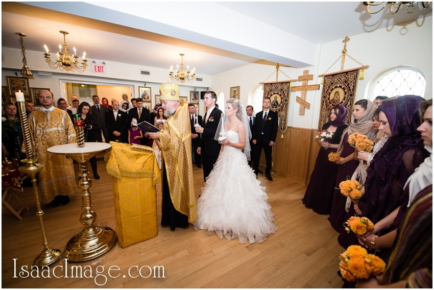 orthodox church ceremony
