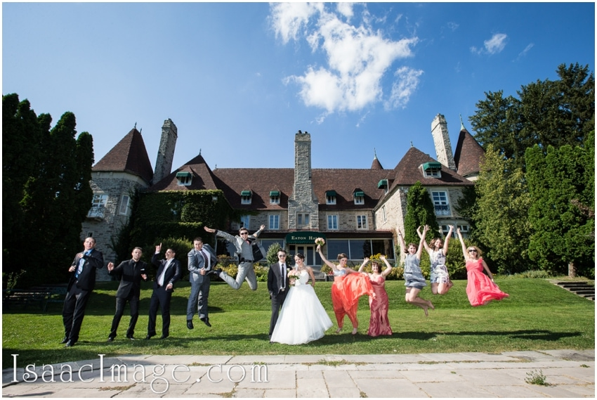 eaton hall wedding