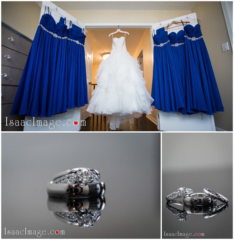 Oleg Cassini Toronto Wedding dress
