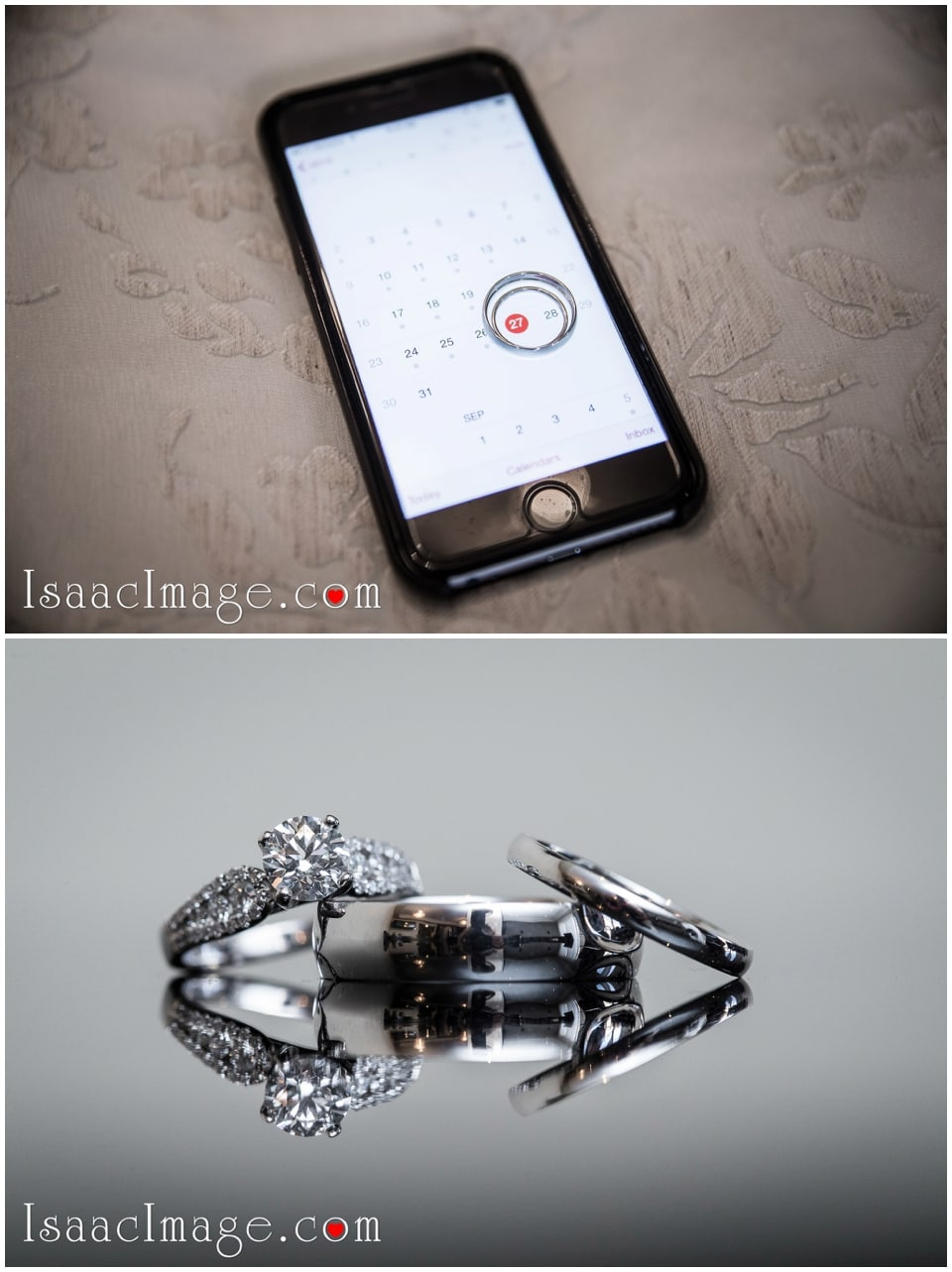 Wedding rings picture