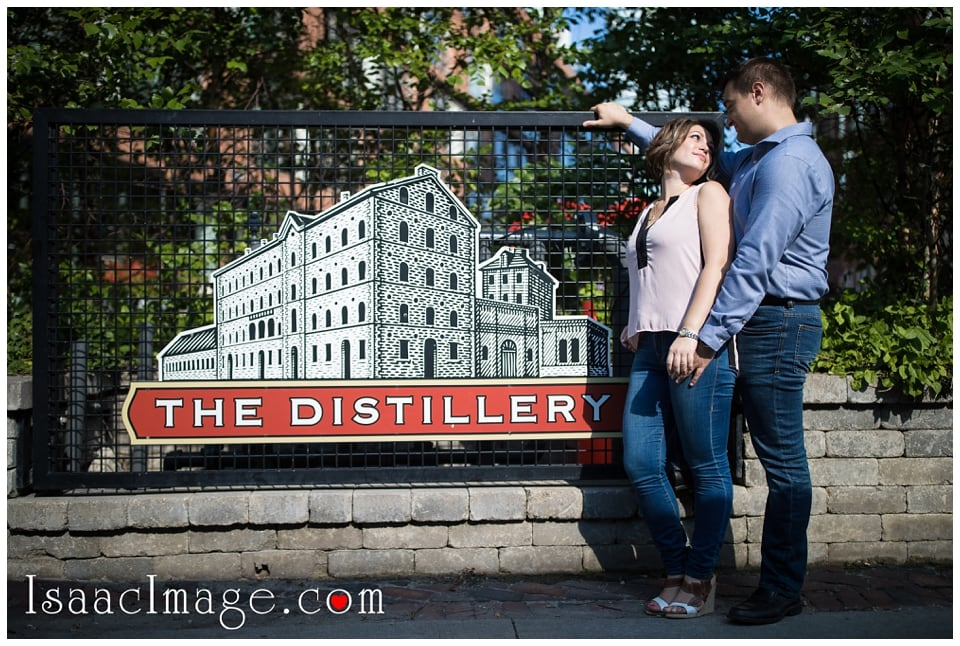 Distillery district Toronto engagement photo session Alexandra and Konstantine_0204.jpg