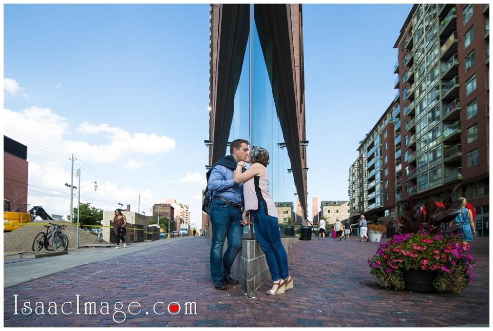 Distillery district Toronto engagement photo session Alexandra and Konstantine_0218.jpg