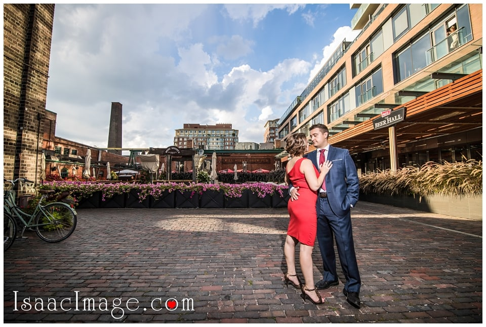 Distillery district Toronto engagement photo session Alexandra and Konstantine_0236.jpg