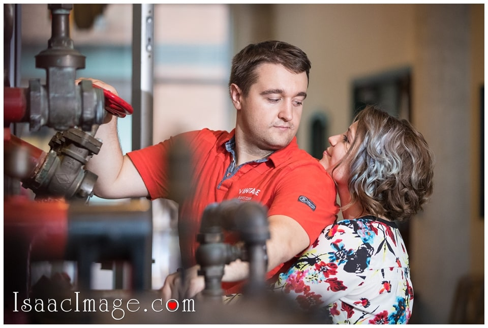 Distillery district Toronto engagement photo session Alexandra and Konstantine_0247.jpg