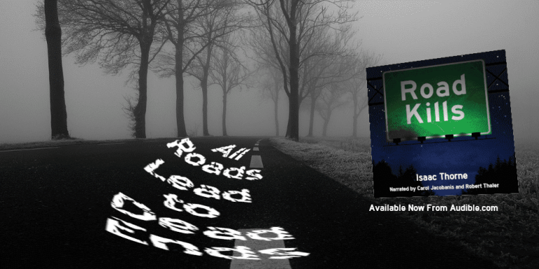 Road Kills Audio Banner