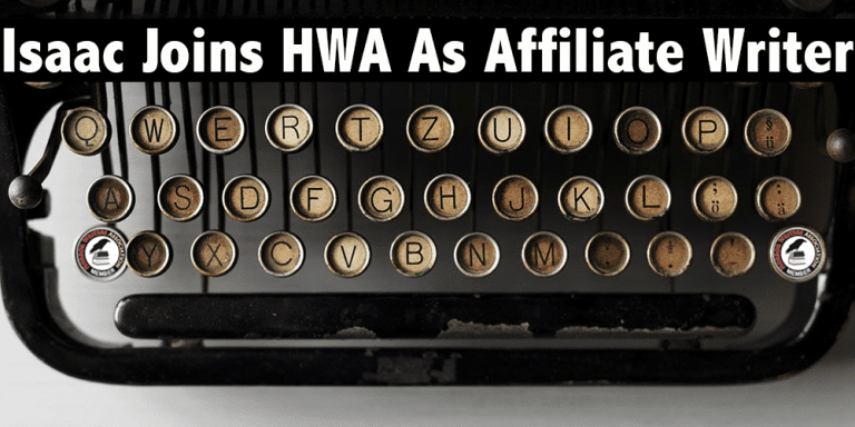 Isaac Joins The HWA As Affiliate Member