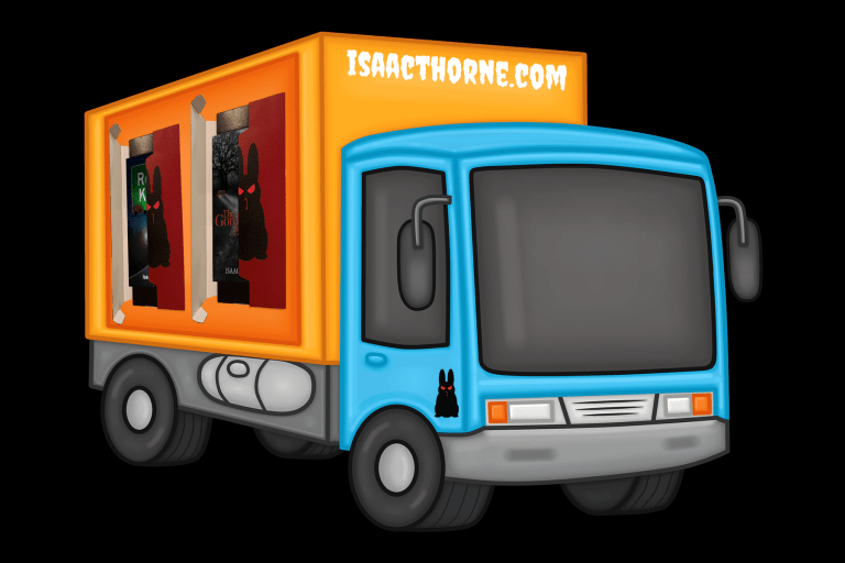 Shipping Truck From IsaacThorne.com