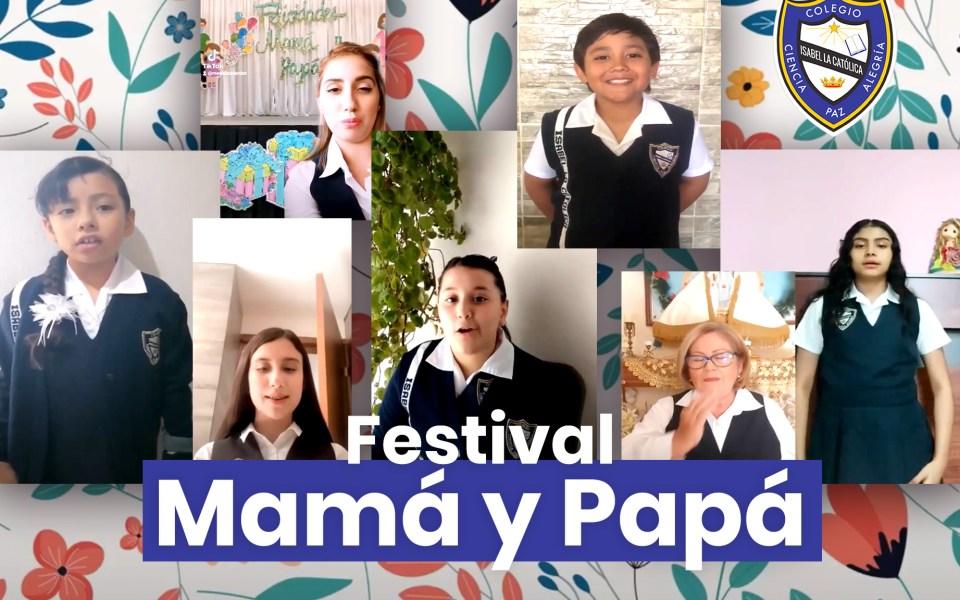 Festival de mamá y papá
