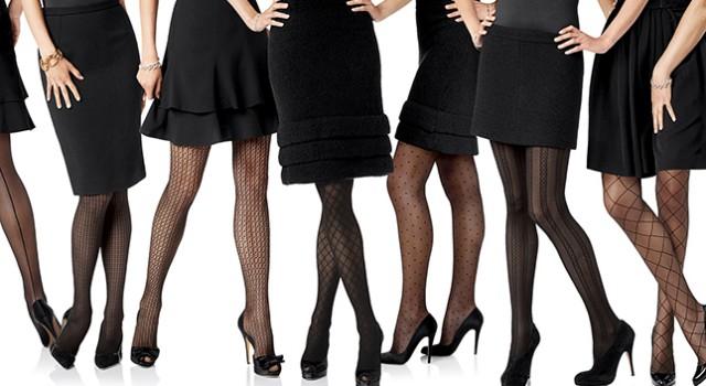 meia calça preta