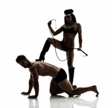 Erotische Hypnose by Lady Isabella - Bild Domina und Sklave