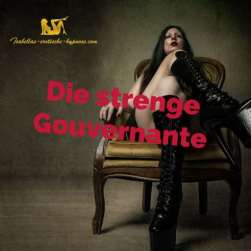 Die strenge Gouvernante BDSM Hypnose by Lady Isabella