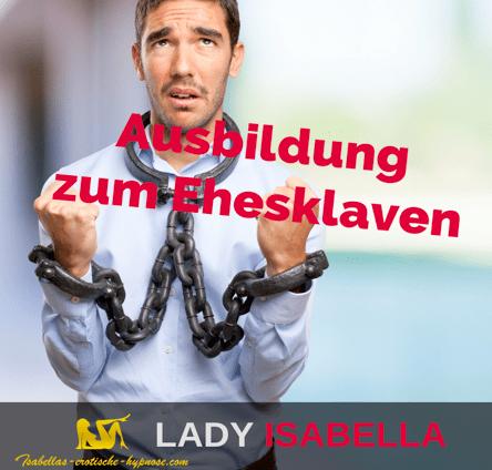 Bild Ausbildung zum Ehesklaven