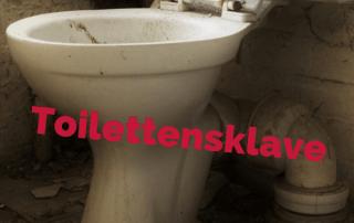 Toilettensklave Bild