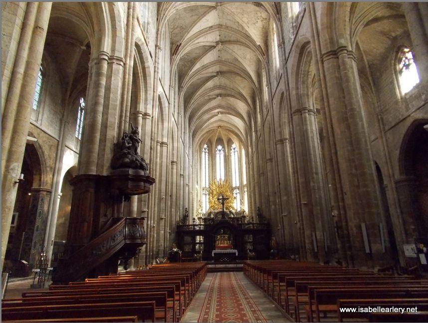 basilique de saint maximin