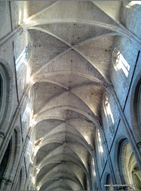 Voute de la Basilique de Saint Maximin