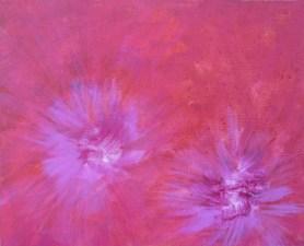 Fleurs / L 41 x H 33