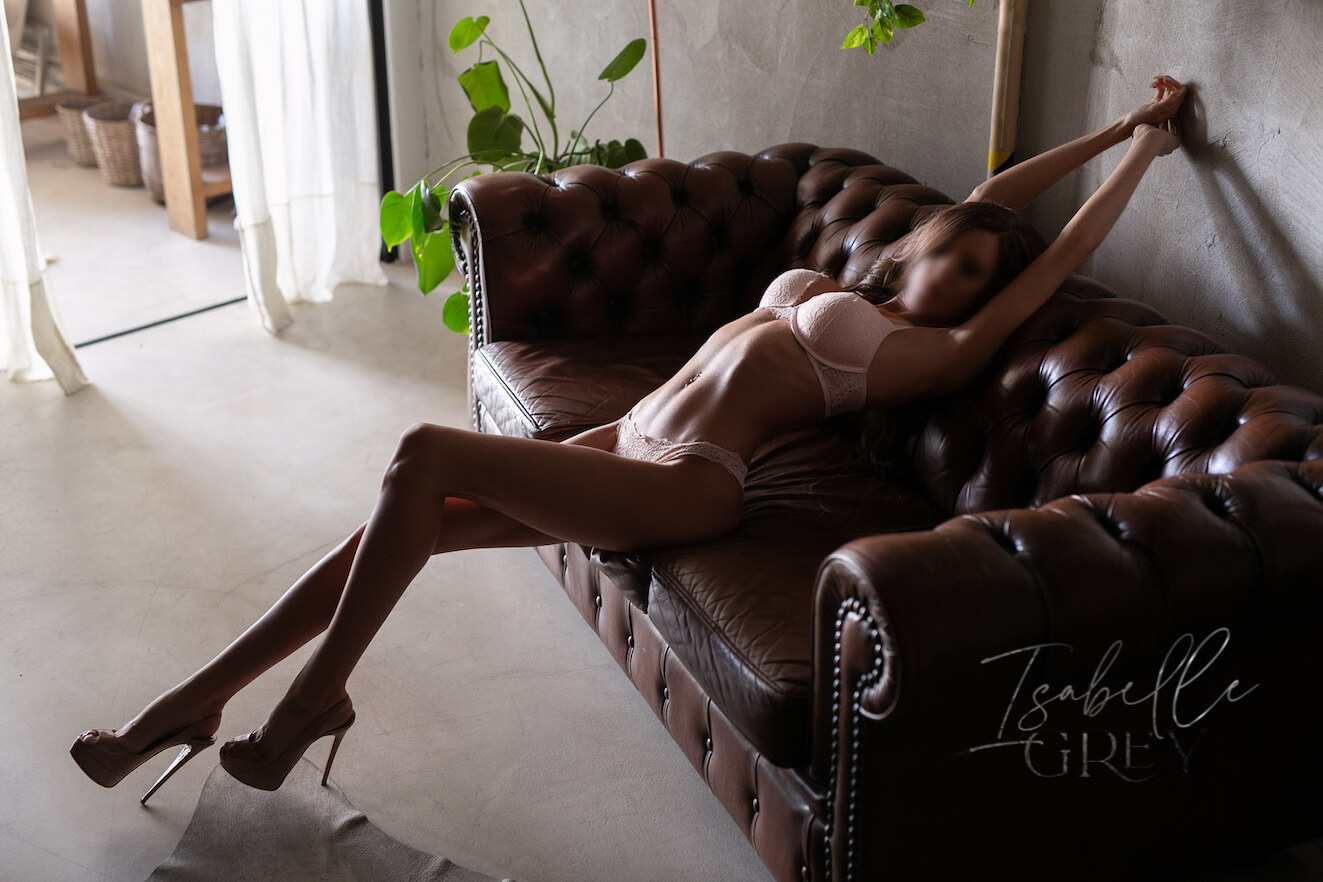Isabelle Grey Luxury Melbourne Independant Escorts