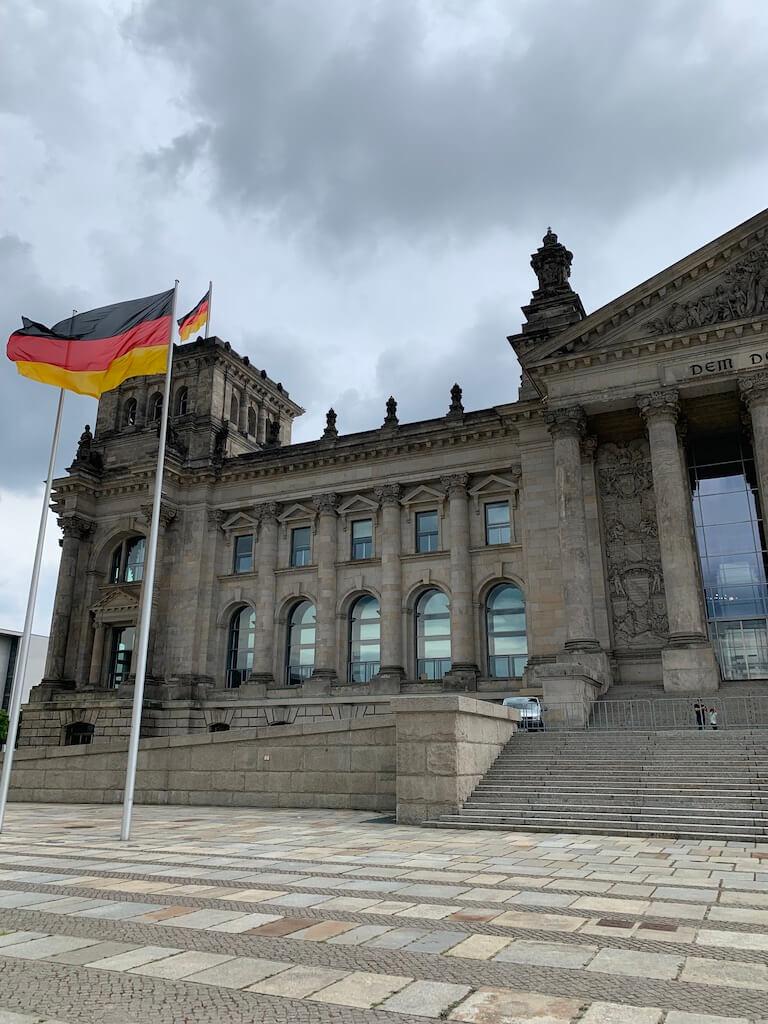 parlement berlin
