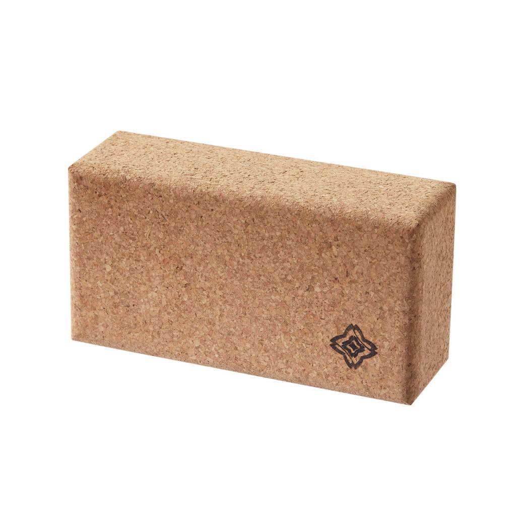 brique en liège accessoire de yoga