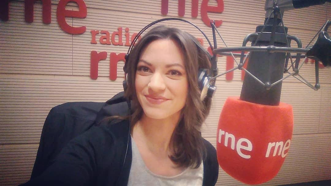 Isabel Moreno Meteoróloga RNE Radio Clásica