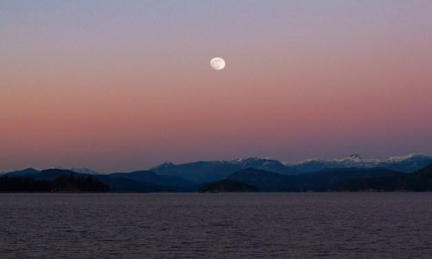 La Luna afecta a las emisiones de metano en el Ártico