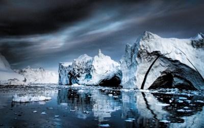 ¿Por qué el deshielo de Groenlandia puede bajar el nivel del mar ahí?