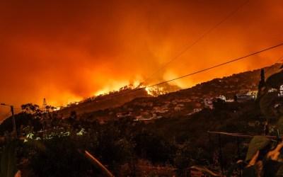 ¿Pueden los incendios favorecer la formación de hielo?