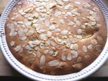 gluten free eve's pudding