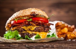 gluten free succulent burgers