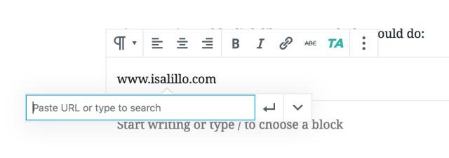 how to add nofollow links wordpress