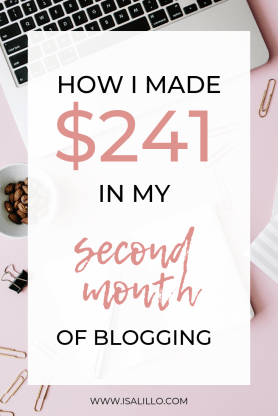 how make money blogging