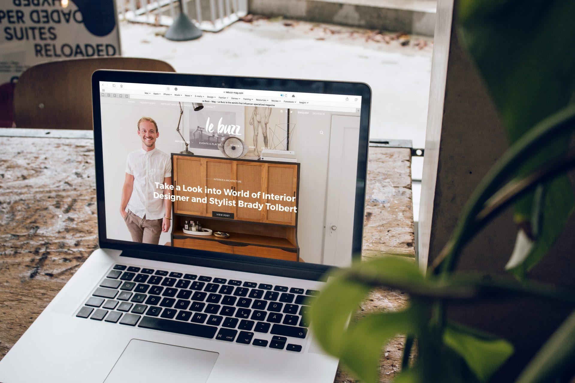 What Makes A Website Pop?