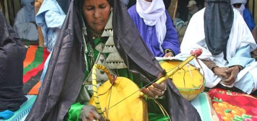 Musique traditionnelle Touareg