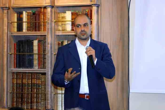Ο κ. Αλέξανδρος Σερέμελης, Μητροπολιτικό Κολλέγιο