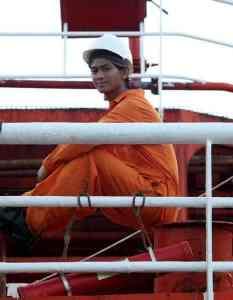 Norwegian chemical tanker Bow Asir arrives in Mombasa