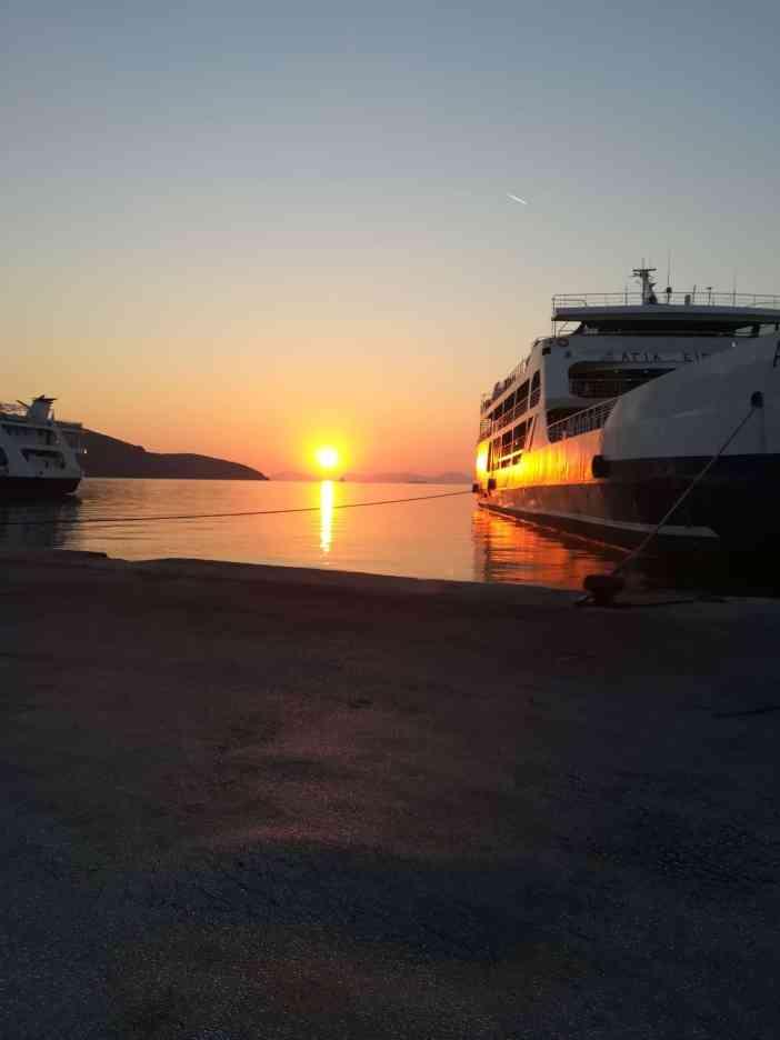 6. Sunset. Credits to Panos Katsabas