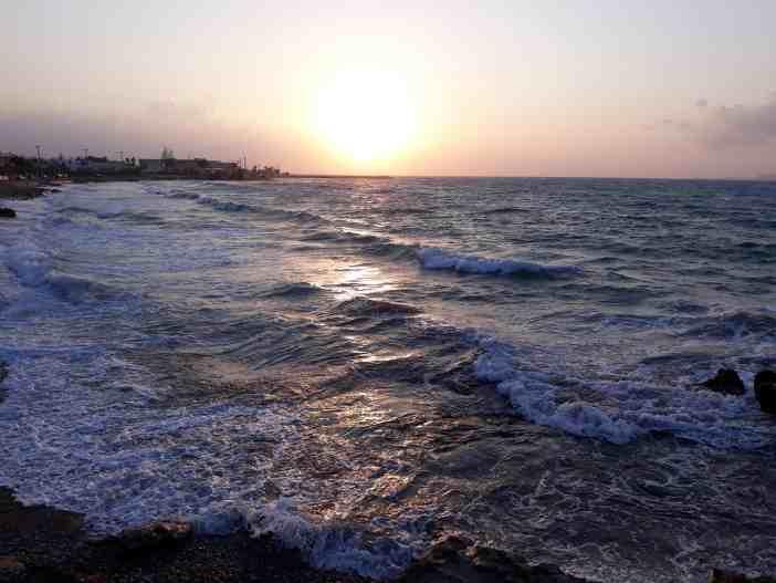 5. Sunset. Credits to Kostis Loulakis