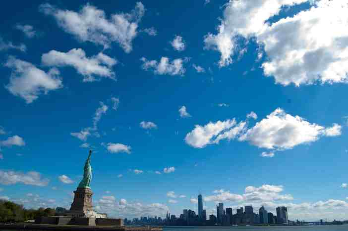 5. Welcome to New York City. Credits to Fivos Stampoliadis
